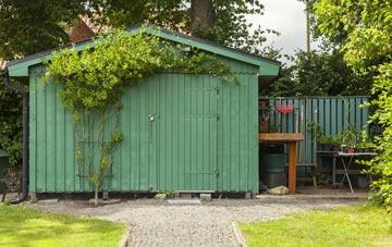 benefits of Raleigh garden storage sheds