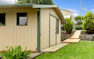 Raleigh storage shed costs